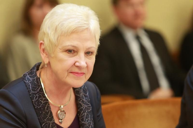 I.Degutienė: S.Stoma - ne pirmas keičiantis partiją parlamentaras