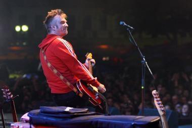 Rugsėjo 1-ąją - grandiozinis koncertas Vingio parke