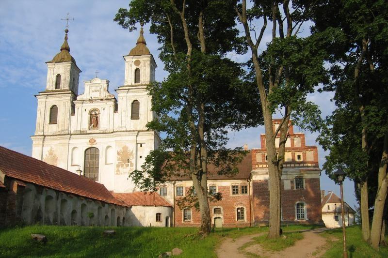 Baigti tvarkyti Tytuvėnų vienuolyno ansamblio stogai