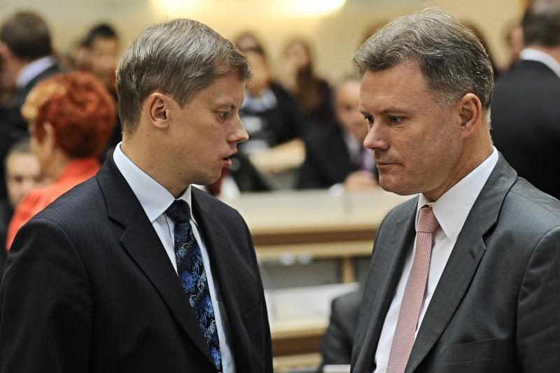 Socialdemokratas K.Kriščiūnas – laikinas Kauno meras