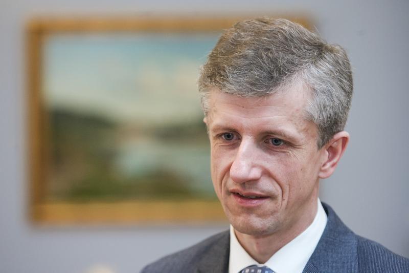 """D.Semaška: Lietuva baiminasi Ukrainoje """"baltarusiško scenarijaus"""""""