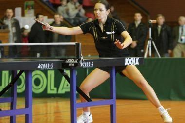 R.Paškauskienė sėkmingai žaidžia Europos čempionate