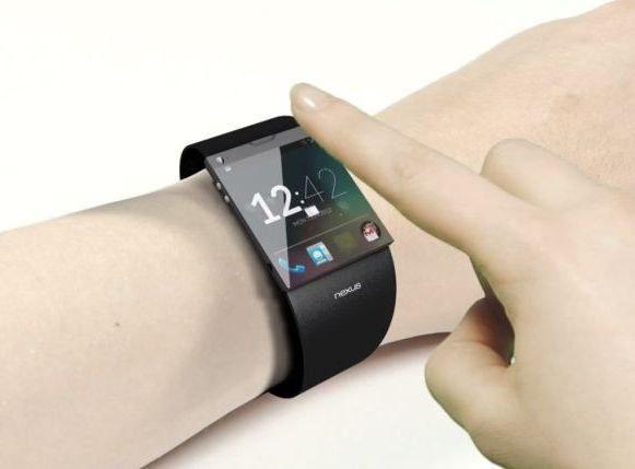 """""""Google"""" ruošia išmanųjį laikrodį su žaidimų kompiuteriu!? (foto)"""