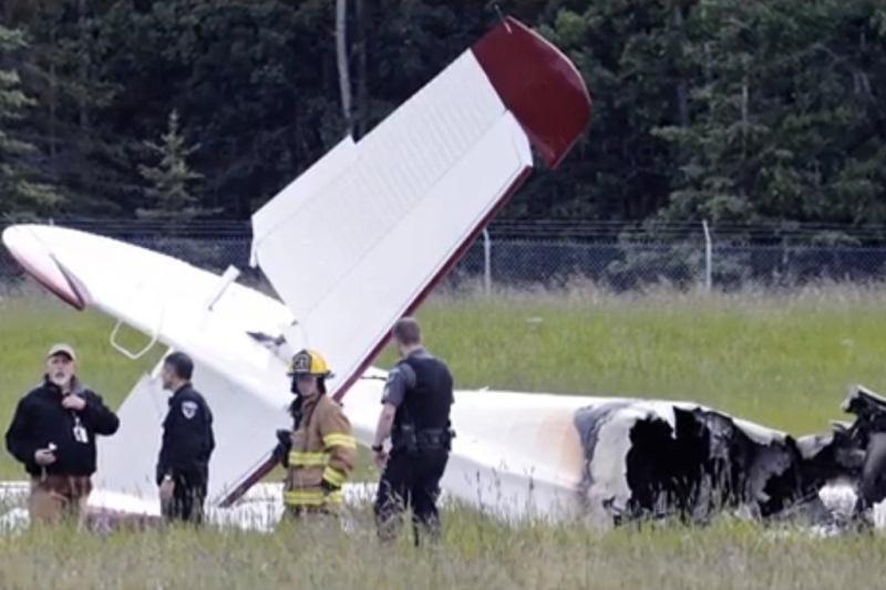 Aliaskoje sudužus oro taksi lėktuvui žuvo 10 žmonių