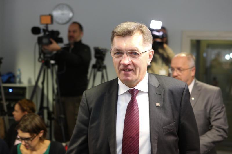 A. Butkevičius: rudenį paaiškės, ar Lietuva statys AE