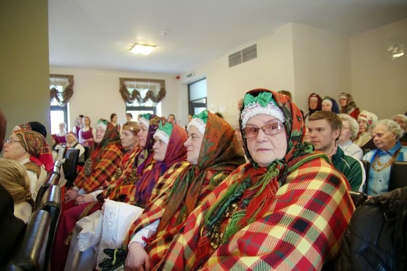 Uostamiestyje – latvių bendruomenės šventė