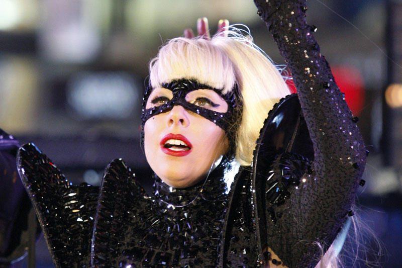 Lady Gaga pareiškė norinti vaiko nuo italo