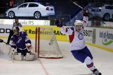 Norvegijos ledo ritulininkai - planetos pirmenybių ketvirtfinalyje
