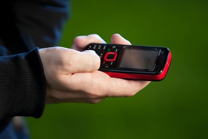 VSD pernai atliko per 35 tūkst. pokalbių ir SMS kontrolės užduočių
