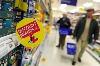 Didžioji Britanija – didžiausia parduotuvių vagių auka