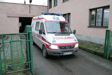 Uostamiestyje automobiliai žalojo vaikus