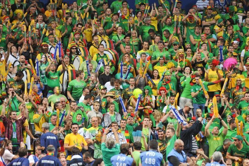 "Paskelbtas oficialaus ""Eurobasket 2013"" himno video klipas"