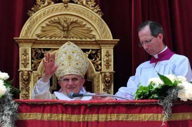 Popiežius su Šv. Velykomis pasveikino ir lietuviškai (papildyta)