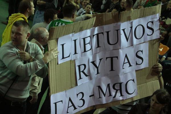 """""""Žalgiris"""" - """"Lietuvos rytas"""": kova prasideda iš naujo (papildyta)"""