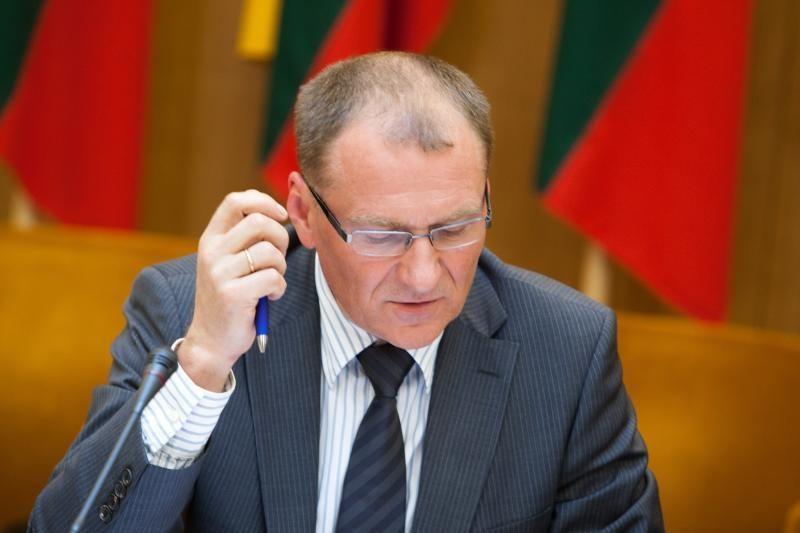 A.Čaplikas susitikimo su A.Kubiliumi nekomentuoja