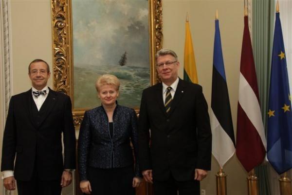 Rusijos atstovas ES norėtų, kad Baltijos šalys būtų