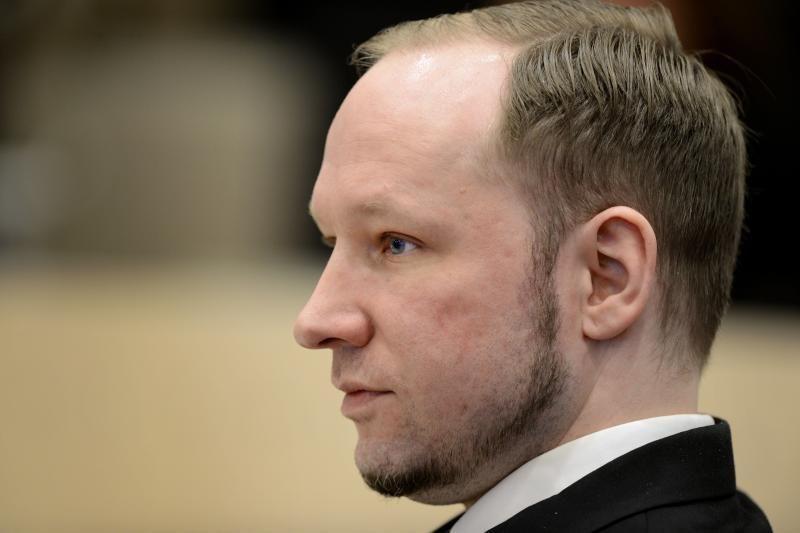 A.B.Breivikas: vienintelė įmanoma teismo baigtis - mirtis arba laisvė