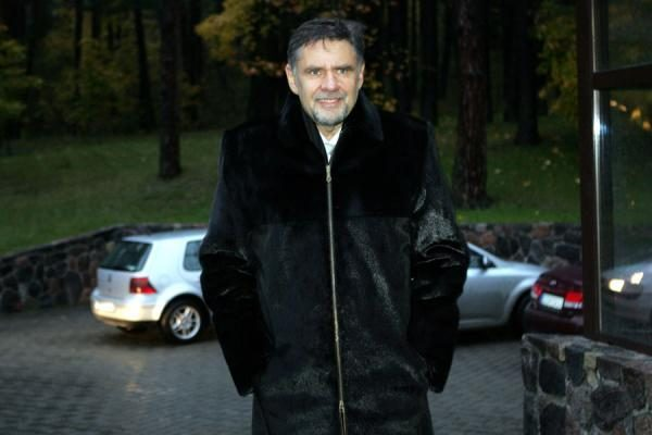 "Vilniaus mero V.Navicko 50-mečio vakarėlis ""Rivieroje"""