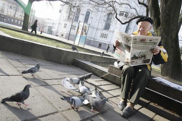 Lietuvio tapatybė: vis dar pakeliui iš kaimo į miestą