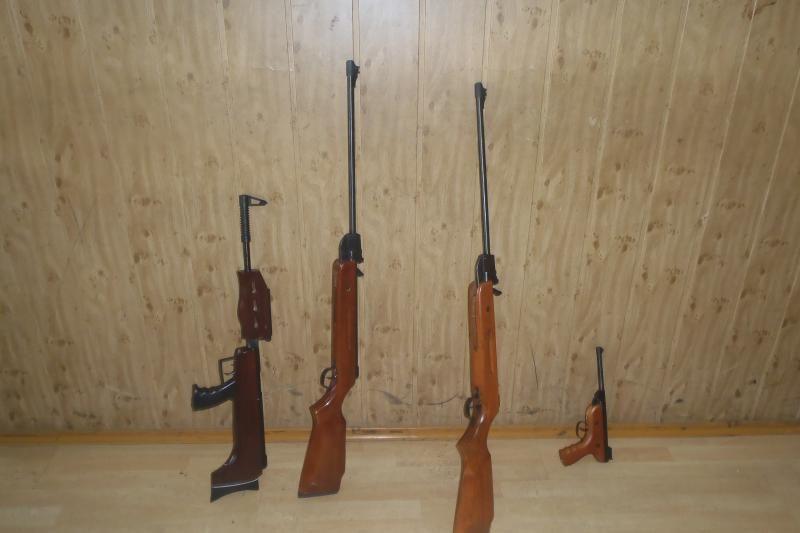 Aleksoto turgavietę policija valė nuo ginklų