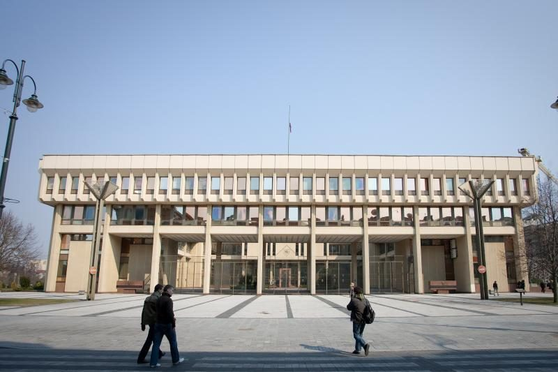Seimo nariams vietoj valgyklos virtuvės bus įrengti nauji kabinetai