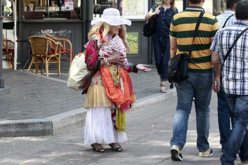 Vilniaus nebetrikdo išmaldos prašytojai?
