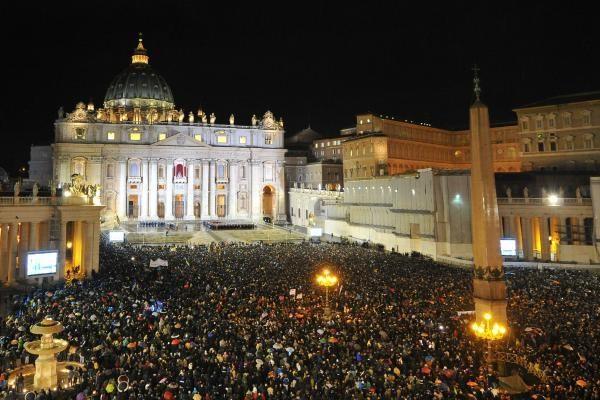 Naujasis popiežius – argentinietis Pranciškus