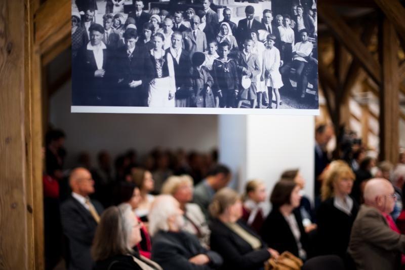 Maironio literatūros muziejuje – paminėjimas ir įkurtuvės