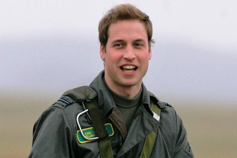 Argentina nepritaria britų princo Williamo tarnybai Folklando salose