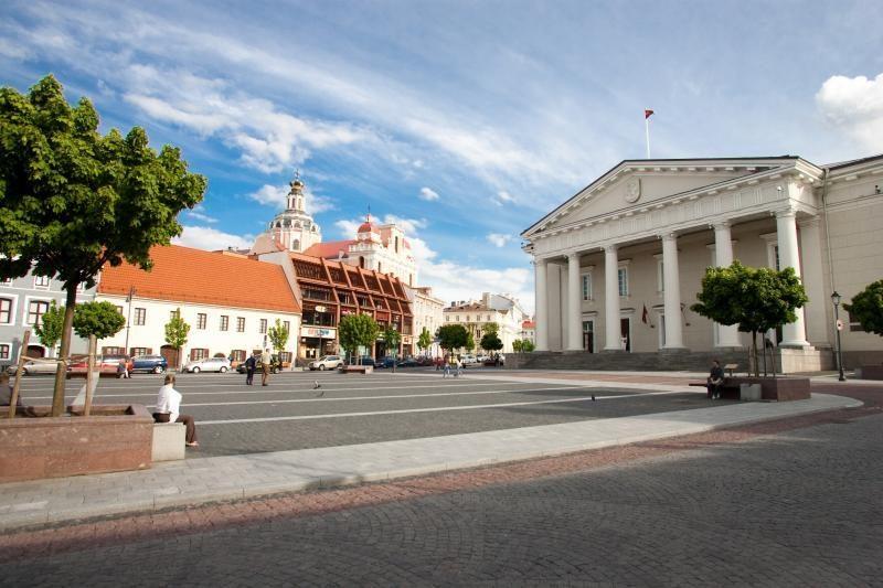 Nekokybiška Rotušės aikštės rekonstrukcija kainuos 2,5 mln. lt