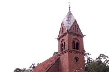 """Festivalis """"Kuršių nerija"""" aidės Neringos bažnyčiose (programa)"""