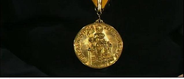D. Grybauskaitei įteiktas garbingas Europos apdovanojimas