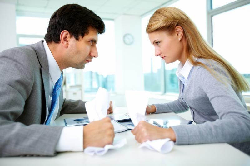 Konfliktai darbe: kontroliuokite pyktį ir nepamirškite kantrybės
