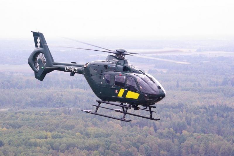 Organus transplantacijai iš Klaipėdos skraidino sraigtasparniu