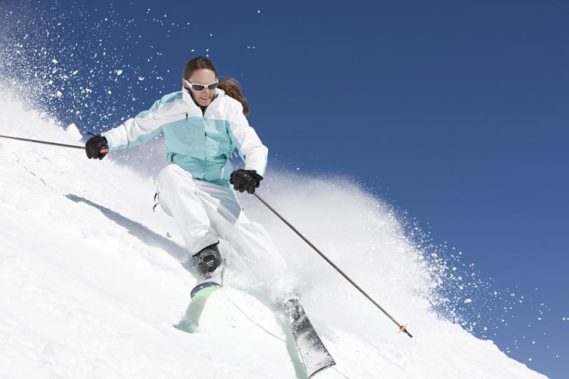 Kalnų slidinėjimo čempionate lyderiavo septintokė ir VU pirmakursis