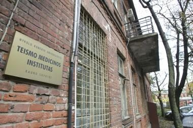 Teismo ekspertus iš Kauno krausto į sostinę