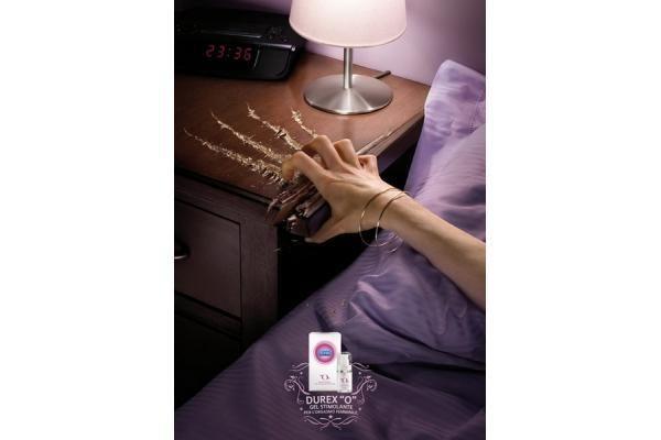 Erotika ir seksas - jaunimui skirtoje reklamoje