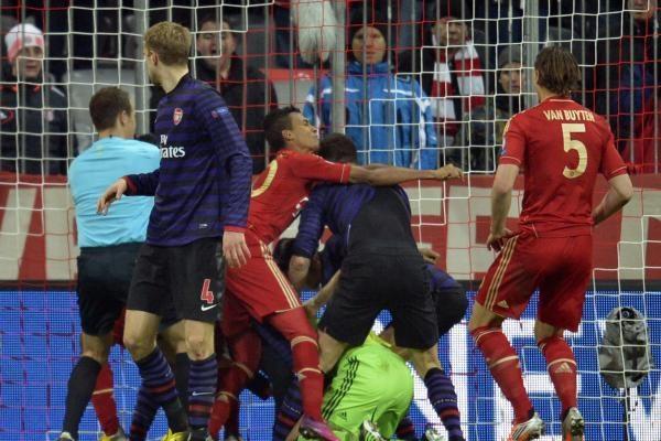 """Čempionų lyga: ketvirtfinalio traukiniu riedės """"Bayern"""" ir """"Malaga"""""""