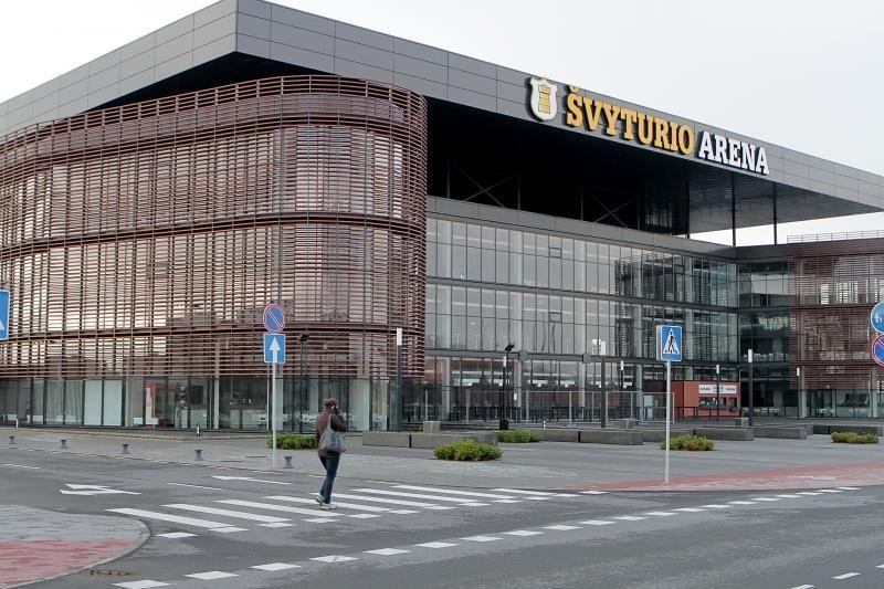 Klaipėdos arenos valdytojams miesto valdžia nubraukė nuomos mokestį