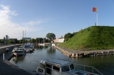 Klaipėdos Pilies uosto plėtrai – 4 mln. litų