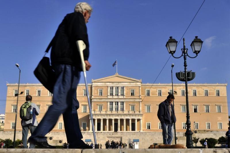 """Jei Graikija atsisakys euro, jai gresia """"tikras košmaras"""""""