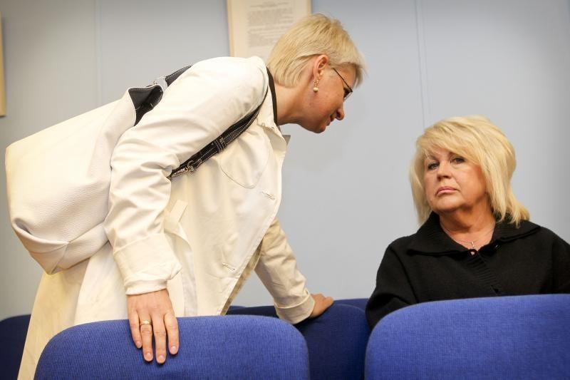 N.Venckienė ir A.Skučienė skundžiasi teismui dėl imuniteto panaikinimo