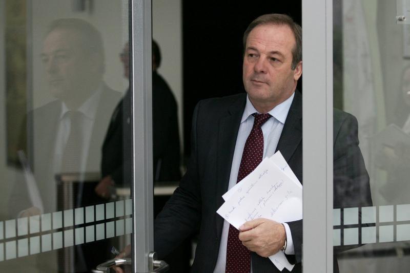 Prokuratūra: R. Adomavičius figūruoja tyrime dėl poveikio liudytojams