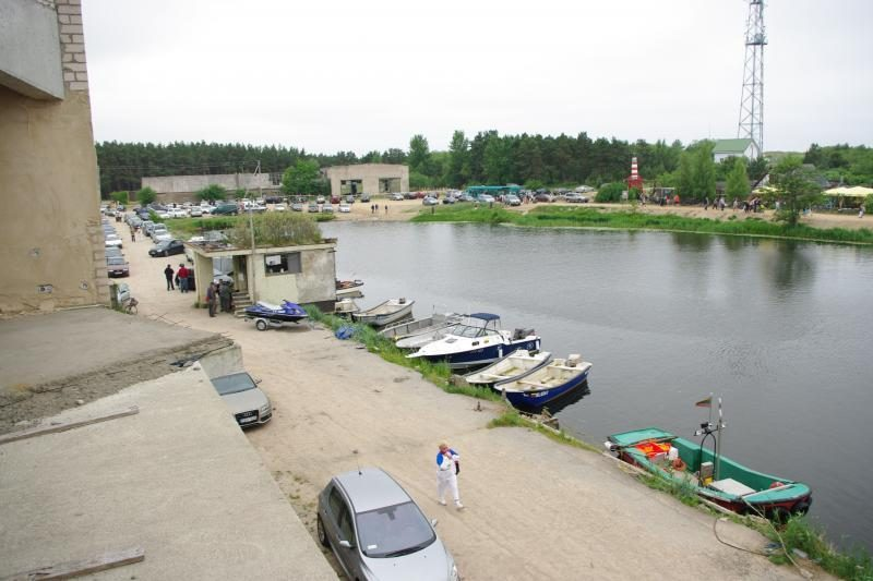 Šventosios uoste žvejai savo laivus galės laikyti už mažesnę kainą