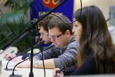 Penktadienį Kaune vyko antrasis Konstitucijos egzamino etapas