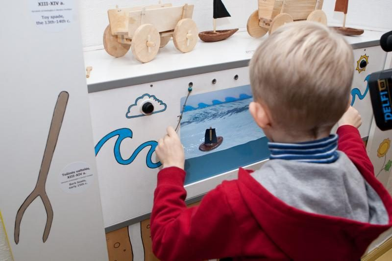 Atidarytas Žaislų muziejus, kuris bus puoselėjamas