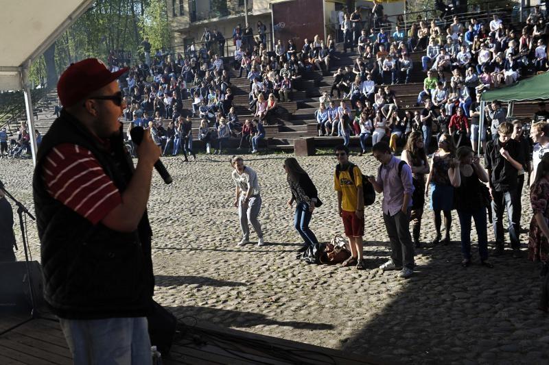 """VDU festivalis – su V.Diawara, """"Happyendless"""" ir kitomis žvaigždėmis"""