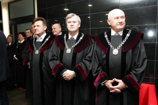 Atidaryti nauji Teismo rūmai