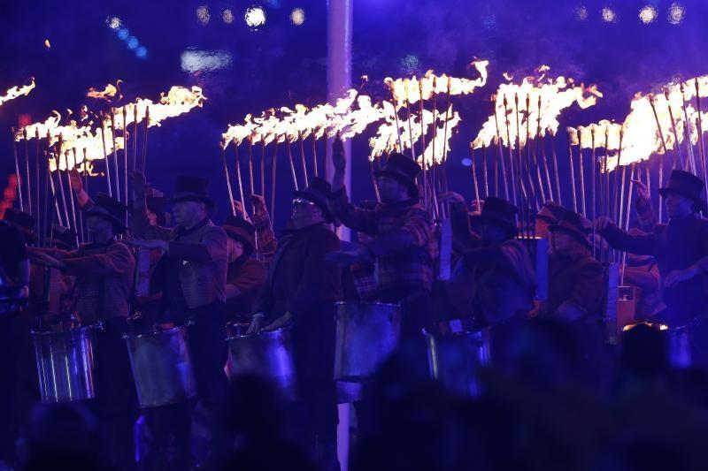 Londone uždarytos keturioliktosios parolimpinės žaidynės