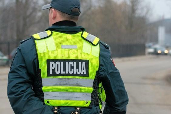 Savaitgalį Kauno policija nutvėrė du ekshibicionistus